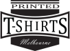 printed t-shirts melbourne logo