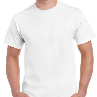 Adult Ultra Cotton Shirt White Min 25 Image
